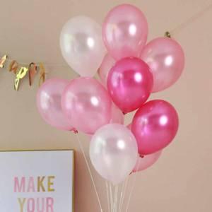 Воздушные шары нежные R780