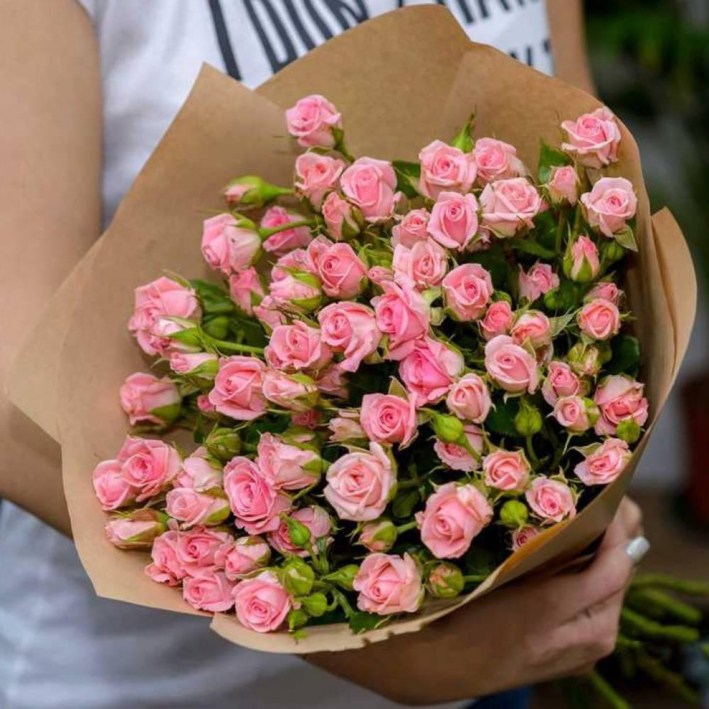 этого красивый букет из мелких роз того